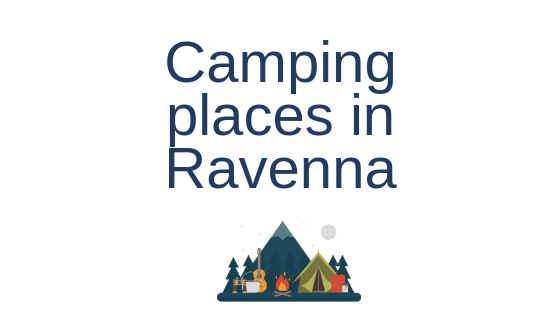 Camping places in Ravenna